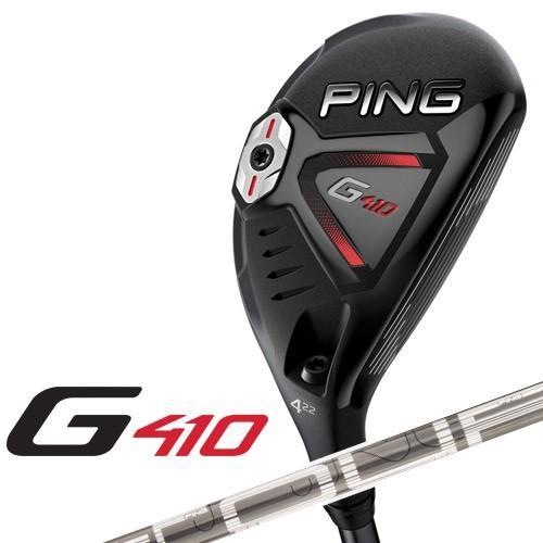 PING [ピン] G410 ハイブリッド PING TOUR173-85 カーボン [日本正規品]