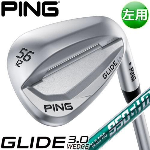 PING [ピン] 【左用】 GLIDE 3.0 WEDGE [グライド 3.0 ウェッジ] N.S.PRO 950GH neo R スチールシャフト [日本正規品]
