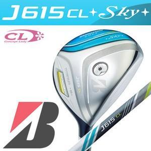 ブリヂストン ゴルフ J615 CL SKY レディース フェアウェイウッド J15-31W カーボンシャフト