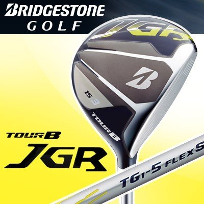BRIDGESTONE GOLF [ブリヂストン ゴルフ] TOUR B JGR フェアウェイウッド JGRオリジナル TG1-5 カーボンシャフト