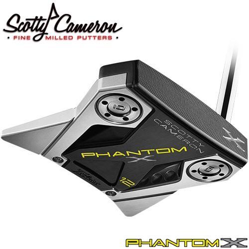Titleist [タイトリスト] Scotty Cameron [スコッティ・キャメロン] PHANTOM X 2019 パター 12 [日本正規品]
