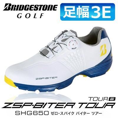 BRIDGESTONE GOLF[ブリヂストン ゴルフ] ゼロ・スパイク バイター ツアー スパイクレス シューズ SHG650