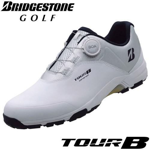 BRIDGESTONE GOLF [ブリヂストン ゴルフ] TOUR B ゼロ・スパイク バイター ライトモデル ゴルフシューズ SHG950 WS