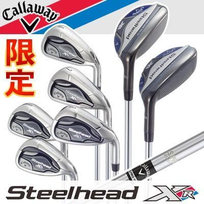 Callaway [キャロウェイ] Steelhead XR [スチールヘッド エックスアール] ユーティリティ/アイアン コンボセット N.S.PRO 950GH シャフト