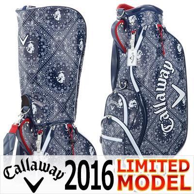 Callaway [キャロウェイ] Style North Pole [スタイル ノースポール] キャディバッグ FW 16 JM
