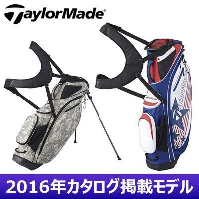 TaylorMade [テーラーメイド] TM S-4 Series スタンドバッグ16 SQ893 [日本正規品]