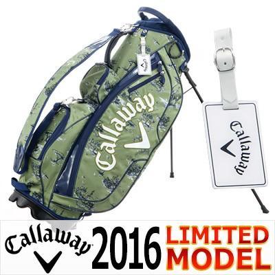 Callaway [キャロウェイ] Style Stand Safari [スタイル スタンド サファリ] キャディバッグ FW 16 JM