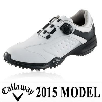 Callaway [キャロウェイ] ツアー スタイル スポーツ エルエス [ホワイト/シルバー] ゴルフシューズ Tour Style Sport LS 15 JM