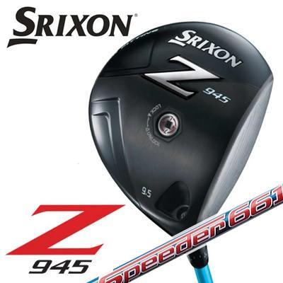 DUNLOP [ダンロップ] SRIXON [スリクソン] Z945 ドライバー Speeder 661 Evolution カーボンシャフト