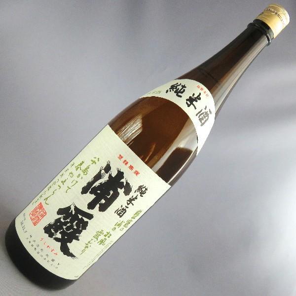 浦霞 純米 1.8L(日本酒)|yatsukaya