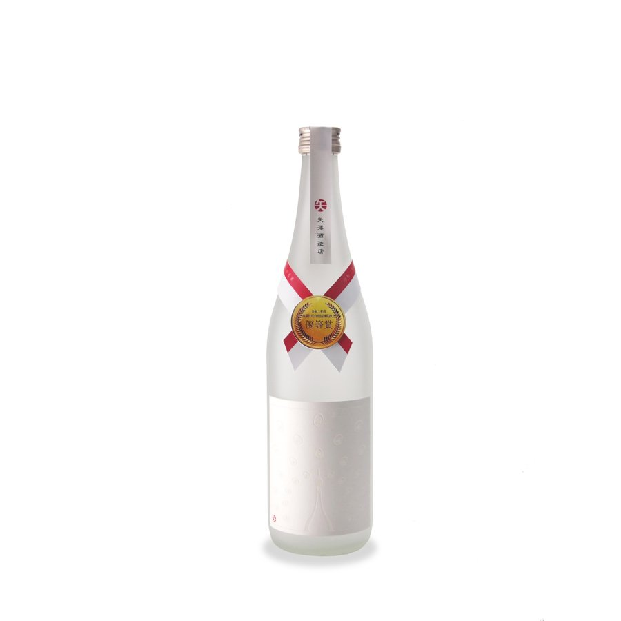 受賞酒 純米大吟醸 白孔雀 BY2020(720ml) yazawashuzo
