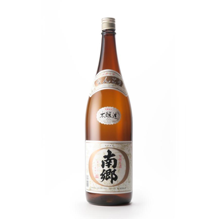 南郷 本醸造酒(1.8L) yazawashuzo