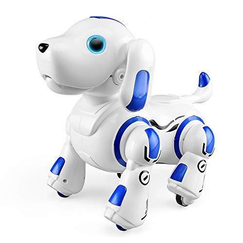 ロボットおもちゃ 犬 全品最安値に挑戦 電子ペット ロボットペット 最新版ロボット犬 男の子 スーパーSALE セール期間限定 女の子おもちゃ 誕 子供のおもちゃ