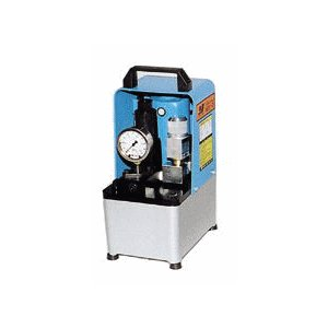 NEX-2DG アイザー油圧ポンプ(複動手動弁形) 大阪ジャッキ製作所 【送料無料】