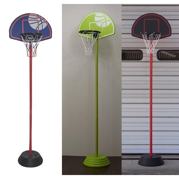 お子様のバスケを始めるきっかけにどうぞ キッズバスケットゴール KBG-190 ギフト 屋外 バスケットボール 家庭用 ゴール オンライン限定商品
