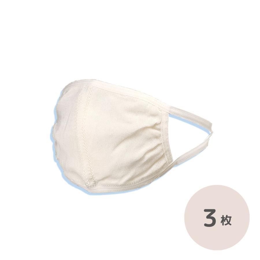 冷感布マスク 日本製 3枚 接触冷感 吸水速乾 抗菌 防臭 送料無料 yesgenki
