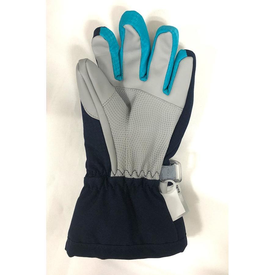 スキーグローブ キッズ フェニックス 雪遊び 手袋 セール ジュニア 防水 シンプル 90 100 110 120 130 ガールズ 女の子 phenix PS8H8GL75 レターパックも対応|yf-ing|03