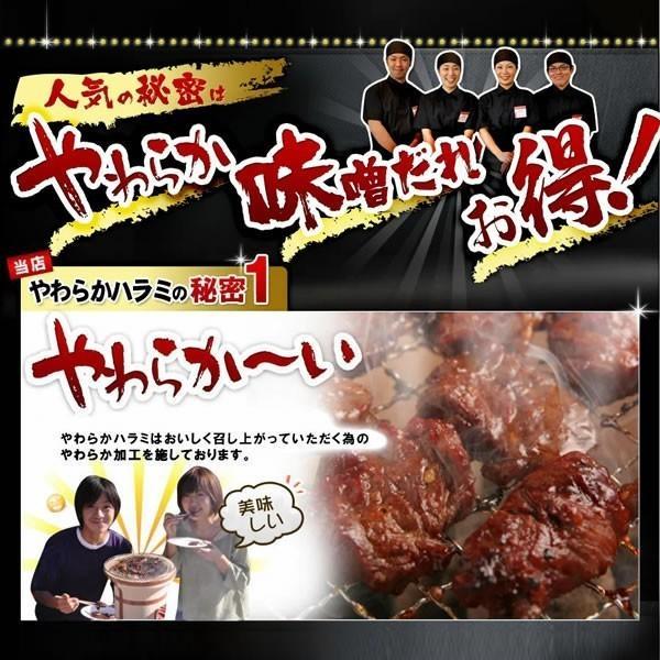 焼き肉 やわらか ハラミ 味噌だれ漬け 200g 焼肉 肉 食品 牛肉 バーベキュー 焼肉 BBQ お肉|yhjonetsu|06