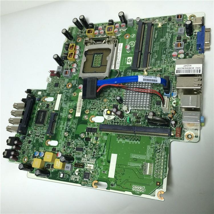 100%品質保証! 中古品美品 純正HP Compaq 8200 USDT マザーボード611836-001 611799-002 Elite 高品質新品