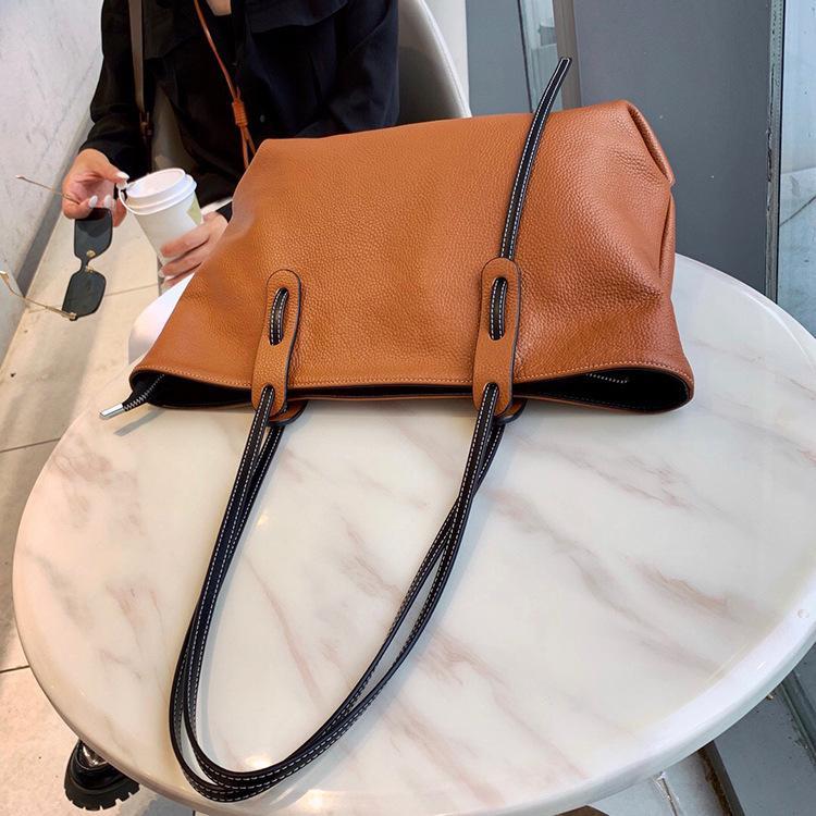ハンドバッグ ショルダー 2色 ビジネスレザーバッグ 女性 レザーカバン 革鞄 送料無料 婦人 ギフト 母の日プレゼント財布 レディース|yl6031store|10