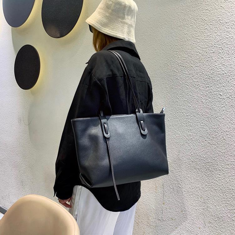 ハンドバッグ ショルダー 2色 ビジネスレザーバッグ 女性 レザーカバン 革鞄 送料無料 婦人 ギフト 母の日プレゼント財布 レディース|yl6031store|03