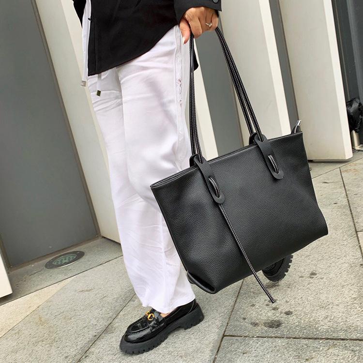 ハンドバッグ ショルダー 2色 ビジネスレザーバッグ 女性 レザーカバン 革鞄 送料無料 婦人 ギフト 母の日プレゼント財布 レディース|yl6031store|04