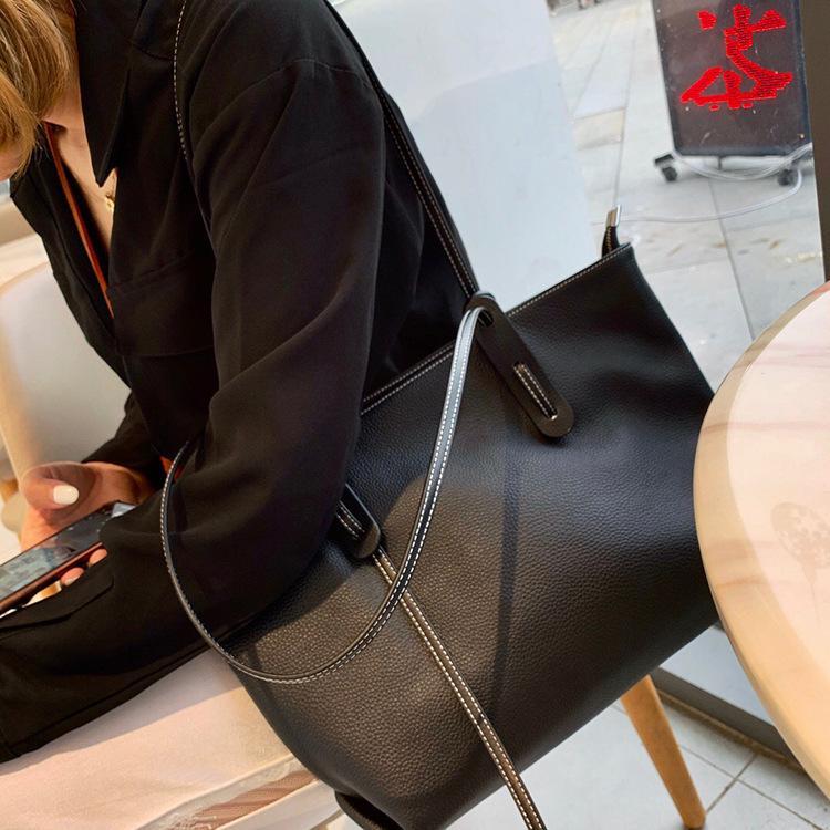 ハンドバッグ ショルダー 2色 ビジネスレザーバッグ 女性 レザーカバン 革鞄 送料無料 婦人 ギフト 母の日プレゼント財布 レディース|yl6031store|07