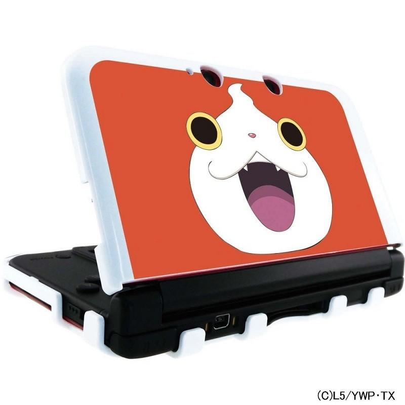 妖怪ウォッチ NINTENDO 3DSLL専用 カスタムハードカバー ジバニャンVer.(ゆうパケット、代引不可、送料別商品) yleciel