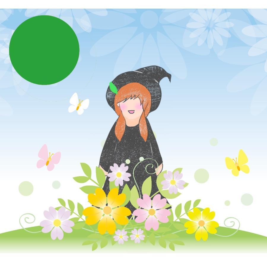 おまじないTea 緑(green) ym-trebol