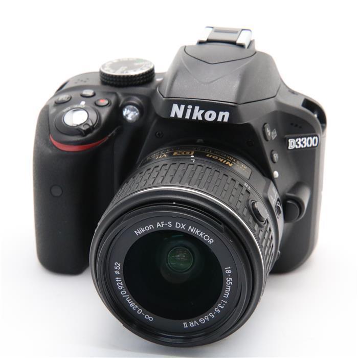 《美品》Nikon D3300 18-55 VR IIレンズキット ymapcamera 03