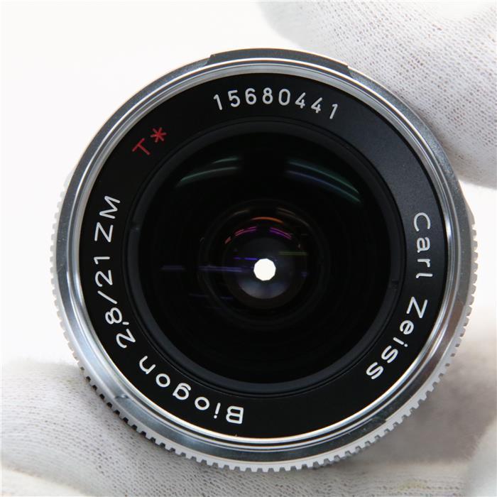 《美品》Carl Zeiss Biogon T* 21mm F2.8 ZM|ymapcamera|05