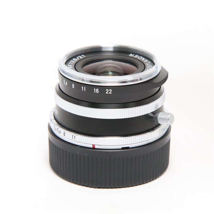 《新同品》Voigtlander COLOR-SKOPAR 21mm F3.5 Aspherical Vintage Line VM ymapcamera 02