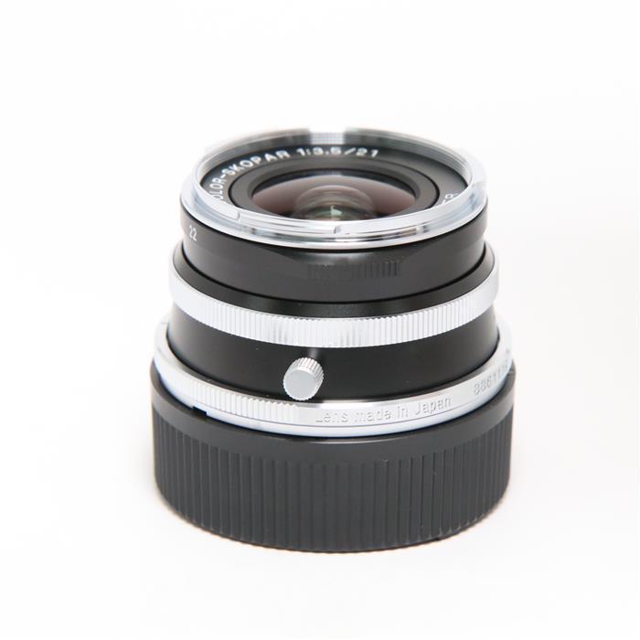 《新同品》Voigtlander COLOR-SKOPAR 21mm F3.5 Aspherical Vintage Line VM ymapcamera 03