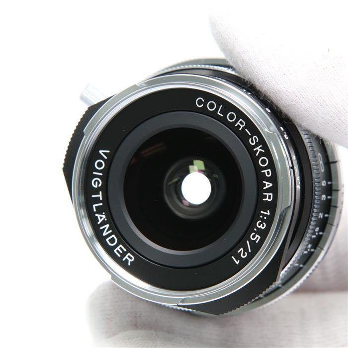 《新同品》Voigtlander COLOR-SKOPAR 21mm F3.5 Aspherical Vintage Line VM ymapcamera 05