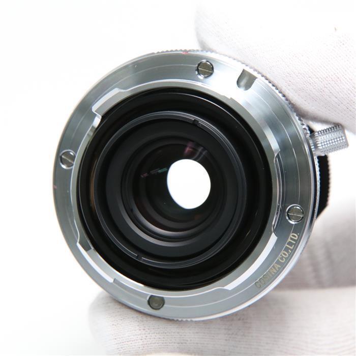 《新同品》Voigtlander COLOR-SKOPAR 21mm F3.5 Aspherical Vintage Line VM ymapcamera 06