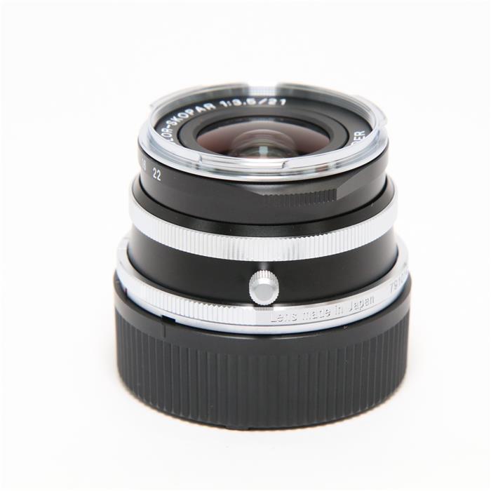 《美品》Voigtlander COLOR-SKOPAR 21mm F3.5 Aspherical Vintage Line VM|ymapcamera|03
