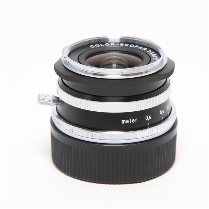 《美品》Voigtlander COLOR-SKOPAR 21mm F3.5 Aspherical Vintage Line VM|ymapcamera|04