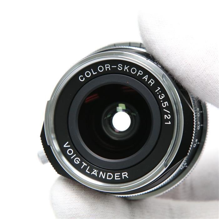 《美品》Voigtlander COLOR-SKOPAR 21mm F3.5 Aspherical Vintage Line VM|ymapcamera|05