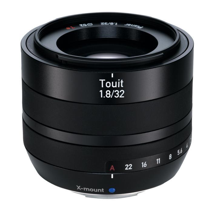 《新品》 Carl Zeiss(カールツァイス) Touit 32mm F1.8(フジフイルムX用)[ Lens | 交換レンズ ]