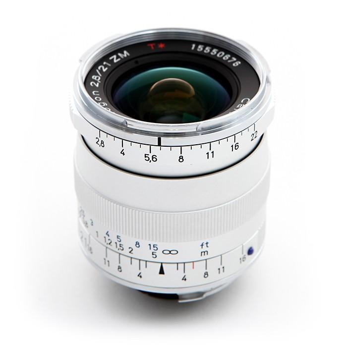 《新品》 Carl Zeiss(カールツァイス) Biogon T* 21mm F2.8 ZM(ライカM用) シルバー|ymapcamera|02