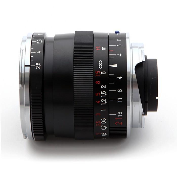 《新品》 Carl Zeiss(カールツァイス) Biogon T* 21mm F2.8 ZM(ライカM用) ブラック|ymapcamera