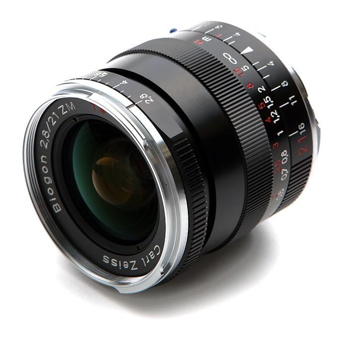 《新品》 Carl Zeiss(カールツァイス) Biogon T* 21mm F2.8 ZM(ライカM用) ブラック|ymapcamera|03