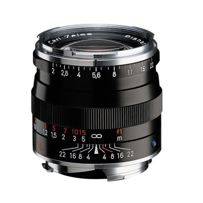 《新品》 Carl Zeiss(カールツァイス) Planar T* 50mm F2 ZM(ライカM用) ブラック〔納期未定・予約商品〕 ymapcamera