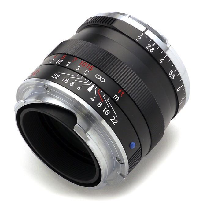 《新品》 Carl Zeiss(カールツァイス) Planar T* 50mm F2 ZM(ライカM用) ブラック〔納期未定・予約商品〕 ymapcamera 03