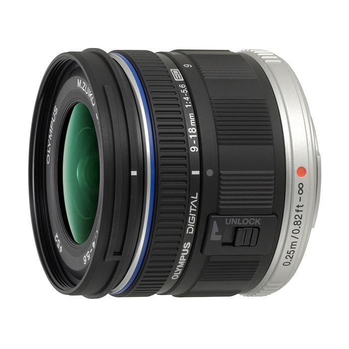 《新品》 OLYMPUS (オリンパス) M.ZUIKO DIGITAL ED9-18mmF4.0-5.6
