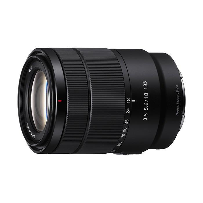 《新品》 SONY (ソニー) E 18-135mm F3.5-5.6 OSS SEL18135
