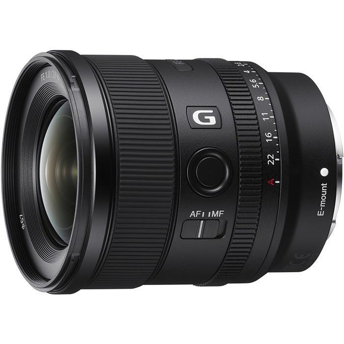 《新品》 SONY (ソニー) FE 20mm F1.8 G SEL20F18G【¥10,000-キャッシュバック対象】|ymapcamera