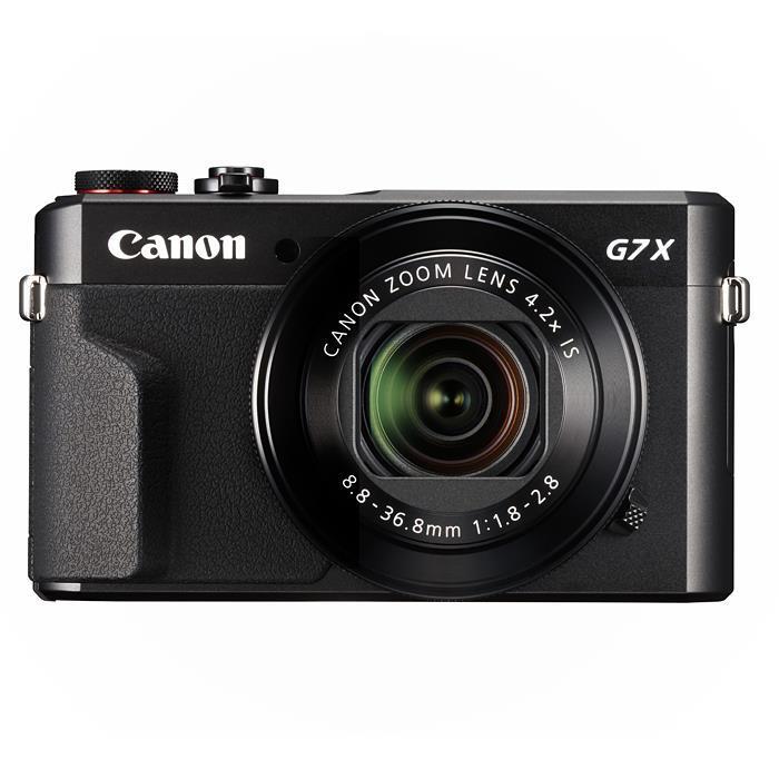 《新品》 Canon(キヤノン) PowerShot G7X Mark II【¥10,000-キャッシュバック対象】
