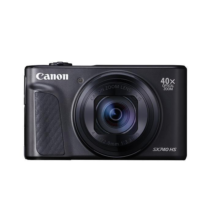 《新品》 Canon (キヤノン) PowerShot SX740 HS ブラック