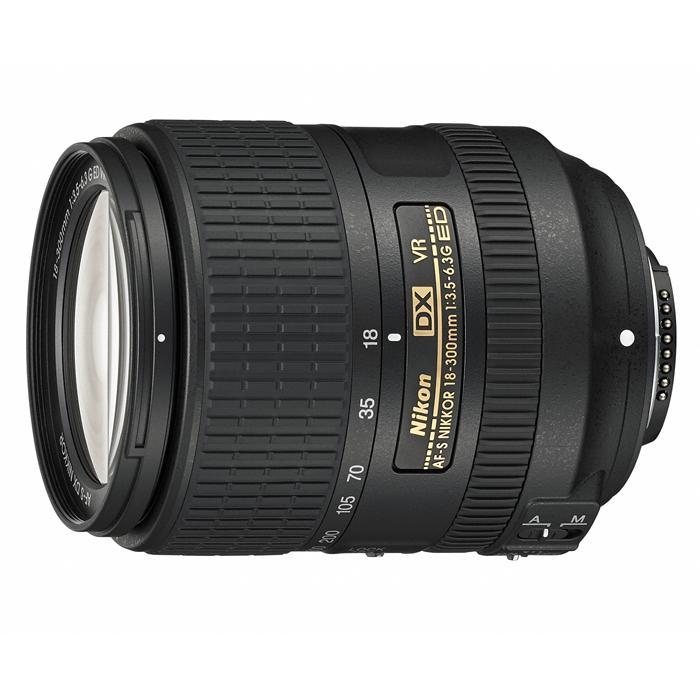 《新品》 Nikon(ニコン) AF-S DX NIKKOR 18-300mm F3.5-6.3G ED VR 〔レンズフード別売〕